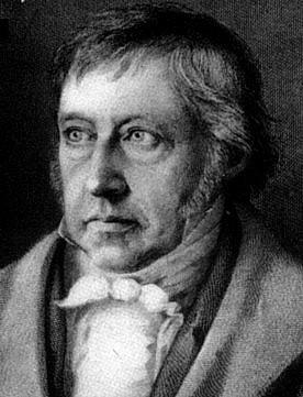 Realidad y dialéctica en Hegel